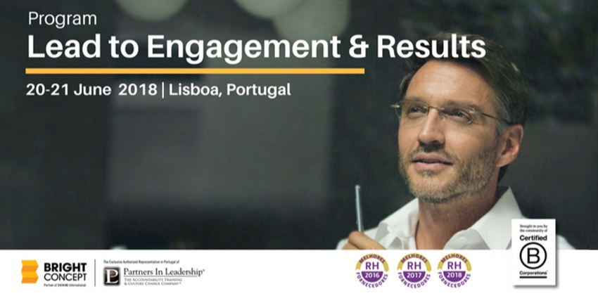 Train your employees Engagement with our Lead to Engagement & Results program